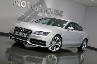 Used AUDI A7 in Bridgend Mid Glamorgan for sale