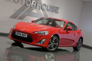 Used TOYOTA GT86 in Bridgend Mid Glamorgan for sale