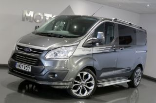 Used FORD TRANSIT CUSTOM in Bridgend Mid Glamorgan for sale
