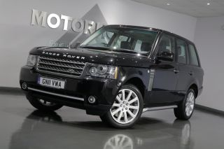 Used LAND ROVER RANGE ROVER in Bridgend Mid Glamorgan for sale