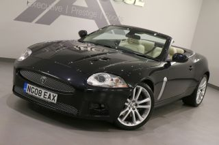 Used JAGUAR XKR in Bridgend Mid Glamorgan for sale