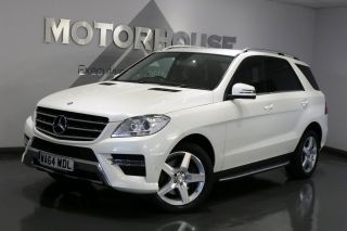 Used MERCEDES M-CLASS in Bridgend Mid Glamorgan for sale