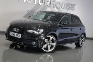 Used AUDI A1 in Bridgend Mid Glamorgan for sale