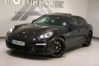 Used PORSCHE PANAMERA in Bridgend Mid Glamorgan for sale