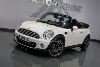 Used MINI CONVERTIBLE in Bridgend Mid Glamorgan for sale