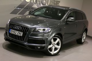 Used AUDI Q7 in Bridgend Mid Glamorgan for sale