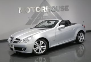 Used MERCEDES SLK in Bridgend Mid Glamorgan for sale