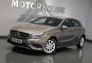 Used MERCEDES A-CLASS in Bridgend Mid Glamorgan for sale