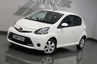 Used TOYOTA AYGO in Bridgend Mid Glamorgan for sale