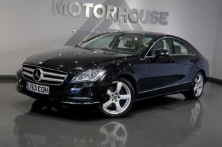 Used MERCEDES CLS in Bridgend Mid Glamorgan for sale