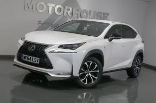 Used LEXUS NX in Bridgend Mid Glamorgan for sale