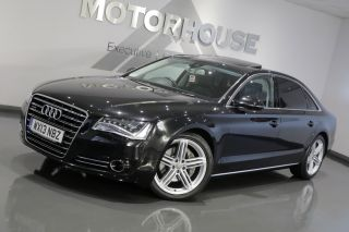Used AUDI A8 in Bridgend Mid Glamorgan for sale
