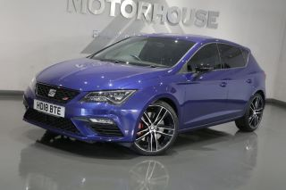 Used SEAT LEON in Bridgend Mid Glamorgan for sale