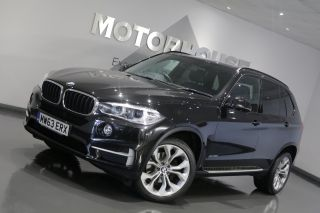 Used BMW X5 in Bridgend Mid Glamorgan for sale