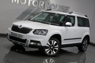Used SKODA YETI in Bridgend Mid Glamorgan for sale