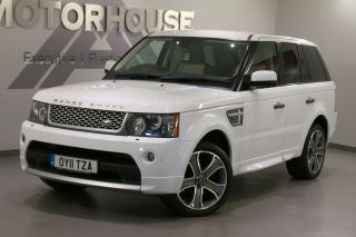 Used LAND ROVER RANGE ROVER SPORT in Bridgend Mid Glamorgan for sale