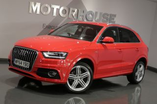 Used AUDI Q3 in Bridgend Mid Glamorgan for sale