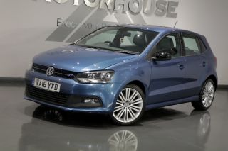 Used VOLKSWAGEN POLO in Bridgend Mid Glamorgan for sale