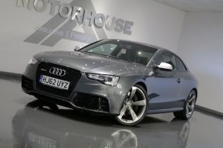 Used AUDI A5 in Bridgend Mid Glamorgan for sale