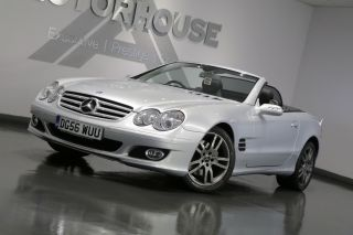 Used MERCEDES SL in Bridgend Mid Glamorgan for sale