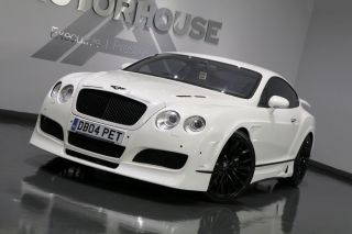 Used BENTLEY CONTINENTAL in Bridgend Mid Glamorgan for sale