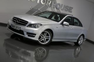 Used MERCEDES C-CLASS in Bridgend Mid Glamorgan for sale