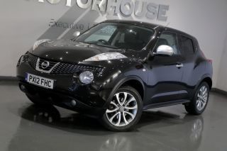 Used NISSAN JUKE in Bridgend Mid Glamorgan for sale