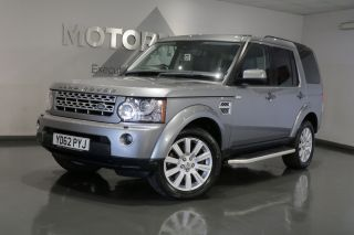 Used LAND ROVER DISCOVERY in Bridgend Mid Glamorgan for sale