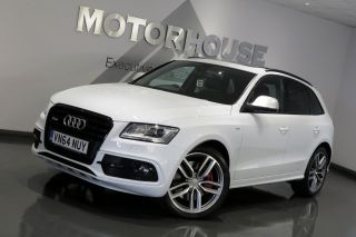 Used AUDI Q5 in Bridgend Mid Glamorgan for sale