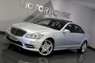 Used MERCEDES S-CLASS in Bridgend Mid Glamorgan for sale