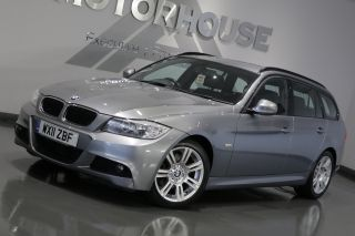 Used BMW 3 SERIES in Bridgend Mid Glamorgan for sale