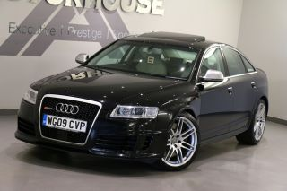 Used AUDI RS6 in Bridgend Mid Glamorgan for sale
