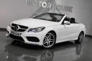 Used MERCEDES E-CLASS in Bridgend Mid Glamorgan for sale